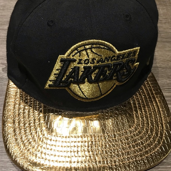 47 Accessories Mens Lakers Hat Poshmark